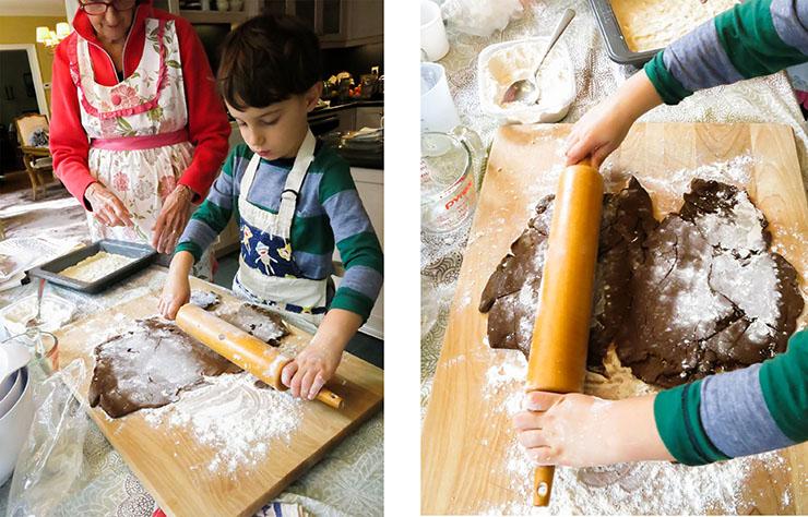 Cookie Baking 4