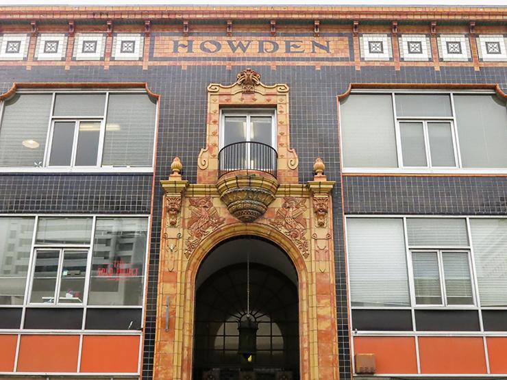 Howden Exterior 2