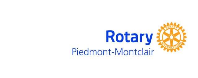 Rotary Club of Piedmont-Montclair Logo