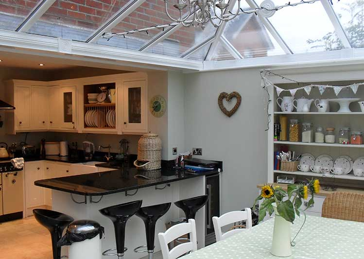 Should You Extend Your Kitchen With An Orangery Oakley Green
