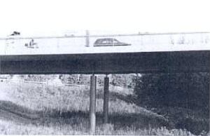 Figure 5: Composite Bridge near Ingolstadt, Germany