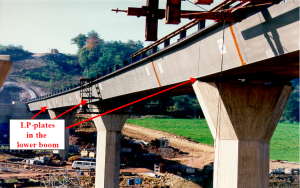 Figure 3: Highway bridge Wellingen (A8), D