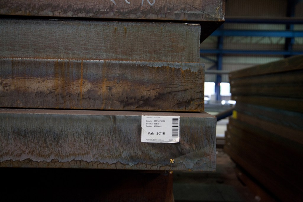 Thick Steel Plates - Better - Heavier - Thicker Plates Ex-Stock