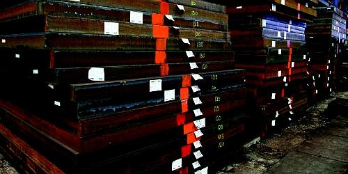 Heavy Steel Plates in Stock