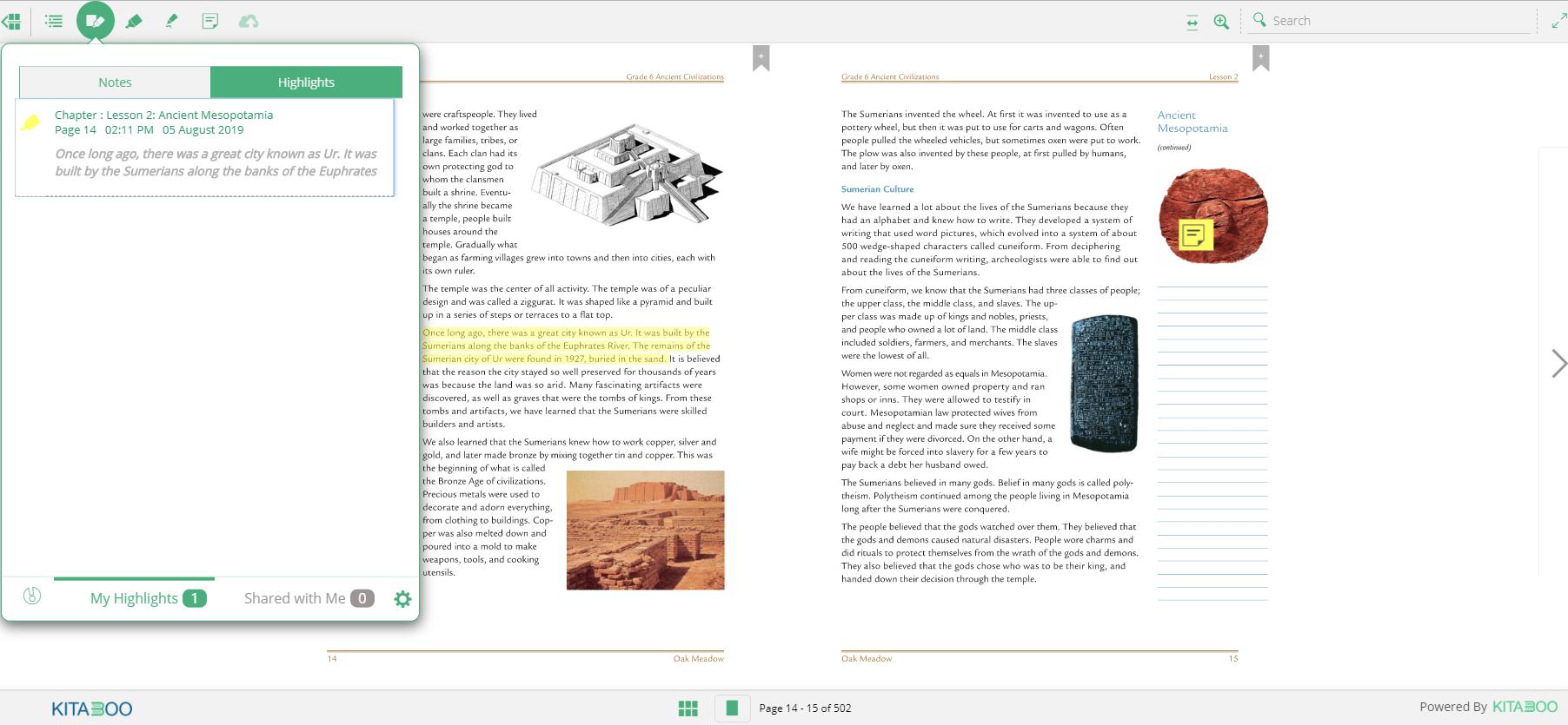 6th Grade Ancient Civilizations