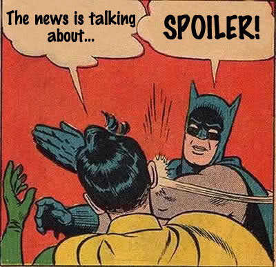 This is what I have to say about the Olympics Spoiler Hysteria