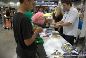 OakMonster.com - AnnetteHolland.com - Hulk Bunny vs. Star Wars Origami