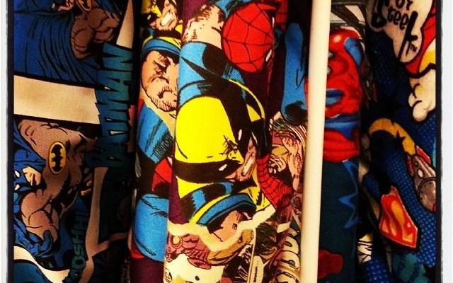 OakMonster.com - Wolverine print