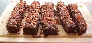 OakMonster.com - Bacon Bourbon Brownies - Food.OakMonster.com