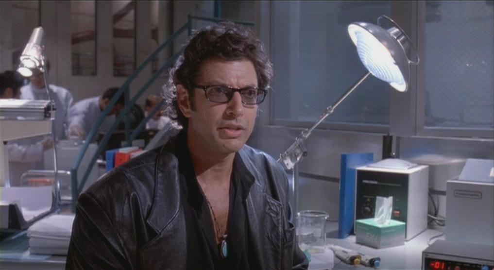 Nerdvember Day 17: Jurassic Park