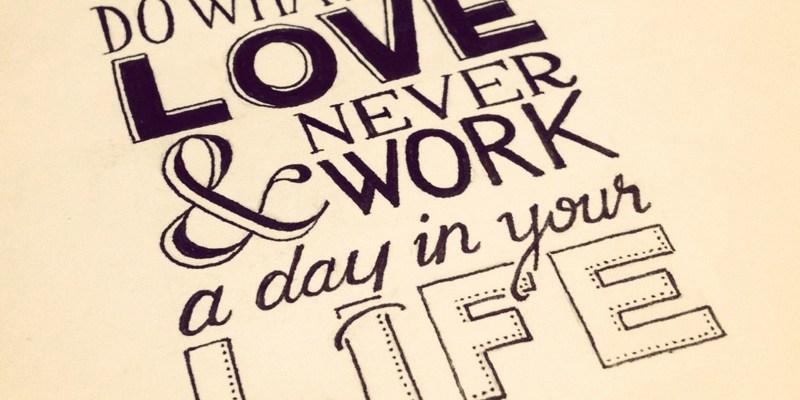 OakMonster - Do What You Love - SeanWes.com