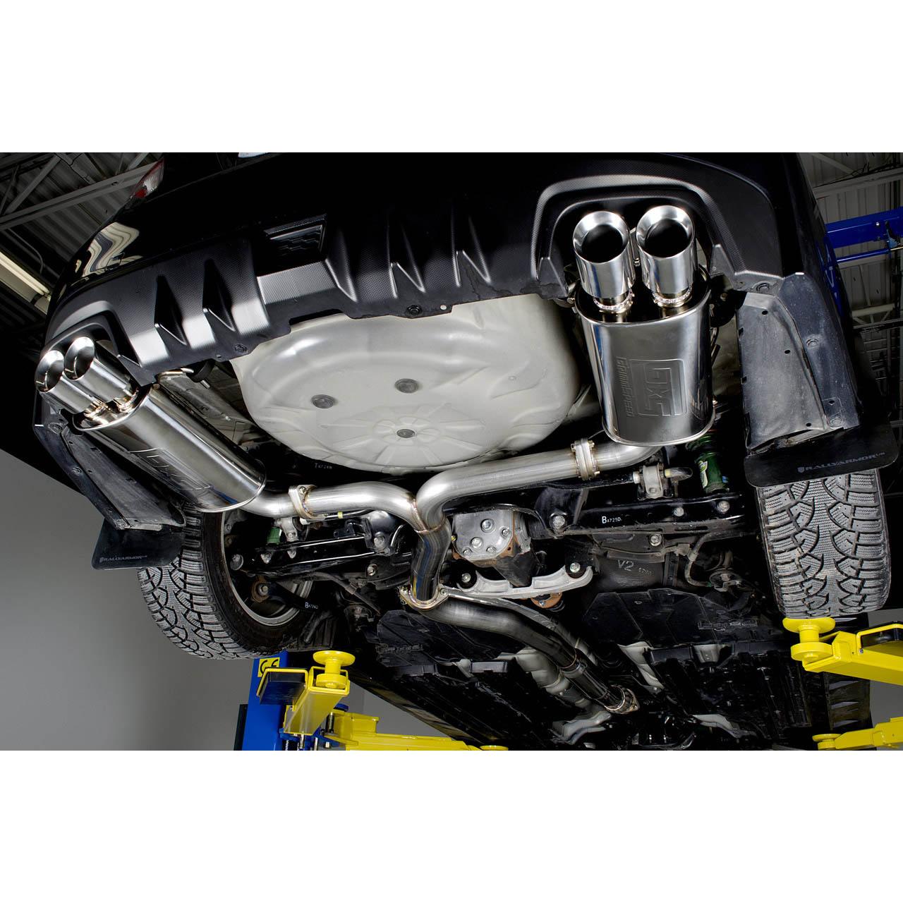 grimmspeed catback exhaust system resonated 11 21 wrx 11 21 sti sedan