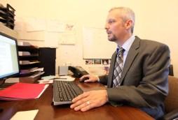 Executive Director Rob Breymaier