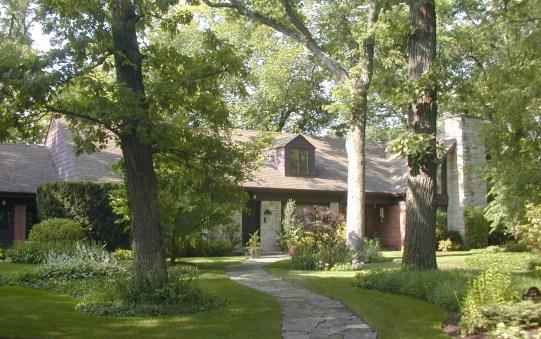 Ranch style at 1515 Keystone Avenue. (Photo courtesy of Nick Kalogeresis)