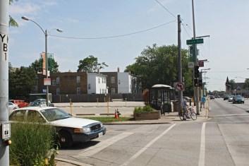 Corner of Harlem Avenue and South BoulevardFile 2011
