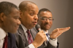 Carothers was contrite about federal corruption charges for which he served time and was forced to resign his seat as a Chicago alderman. (David Pierini/staff photographer)