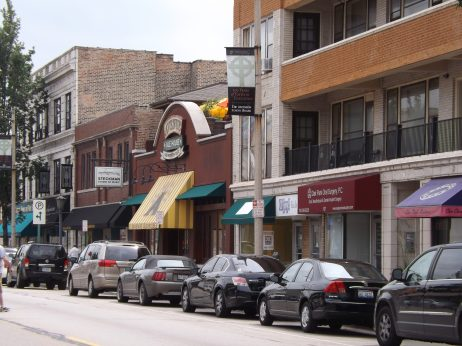 Southtown, One of Oak Park's 12 Business Districts