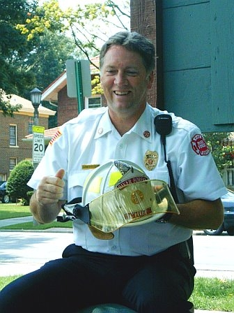 River Forest Fire Chief Jim Eggert | File photo