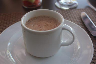 Cocoa tea, photo David Hammond