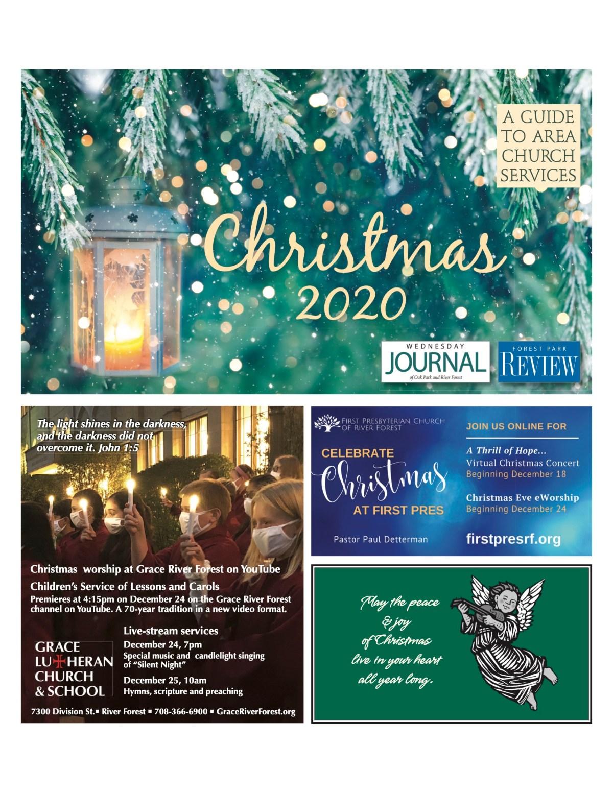 Christmas Church Services Near Me 2021 2020 Christmas Church Guide I Oak Park