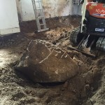 Limecrete flooring in Cornwall