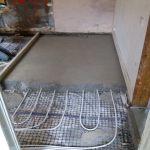 This is an example of Limecrete Floor St Buryan Cornwall