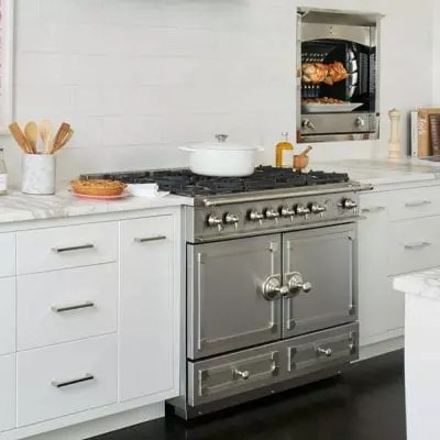 OakWood Kitchen Renovation Appliances