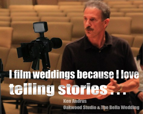 Oakwood Studio and The Bella Wedding