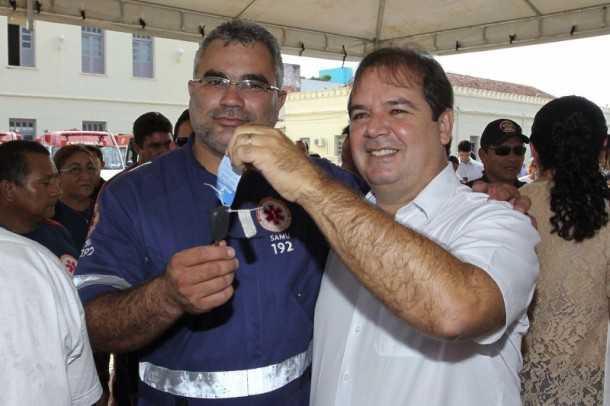 Tião Viana ressaltou que o Acre é o único Estado que já implantou o Samu com toda a regulamentação necessária (Gleilson Miranda/Secom)