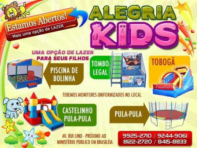 ALEGRIA KIDS