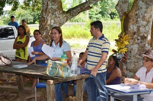 Das 6 comunidades, apenas uma foi contra a nucleação do ensino - Fotos: Wesley Cardoso