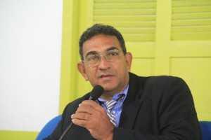 Vereador Carlos Portela Eduíno (PPS), que após 15 anos retornou à Casa.