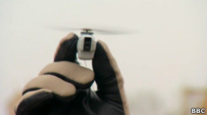 Dispositivo que se assemelha a 'mini-helicóptero' é fruto de parceria com empresa norueguesa