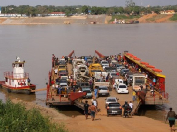 Data de abertura da obra da ponte está marcada para maio/Foto: Divulgação