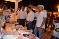 Abertura da 1ª Expolândia (Noite Gospel) fotos Ana Freitas em 25 de abril de 2013 (29)