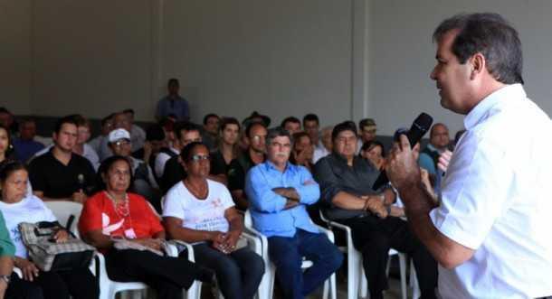 O governador Tião Viana avaliou que o Acre tem o melhor rebanho do país (Foto: Sérgio Vale)