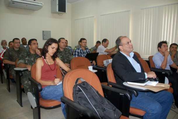 Segurança Pública realiza reunião para anunciar investimentos nos municípios fronteiriços (Foto: Onofre Júnior)