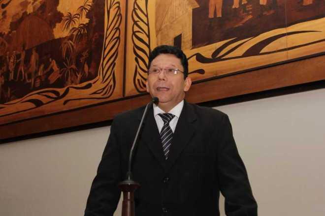 Deputado Edivaldo de Souza - Foto: Aleac