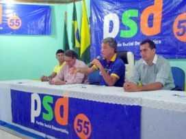 """""""Eu estou pronto, me sinto preparado para ser governador do meu Estado"""", diz o senador Sérgio Petecão/Fotos: Assessoria"""