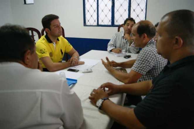 Gladson Cameli recebeu representantes do Sindicato dos Urbanitários - Foto: Assessoria