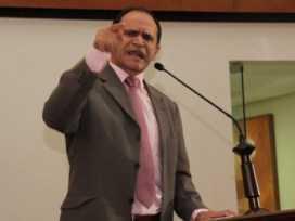 Moisés Diniz, deputado estadual pelo PCdoB/Foto: Assessoria Aleac