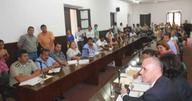 Reunião aconteceu em Santa Cruz e irá acontecer novamente no dia 10 próximo - Foto: Juan Carlos