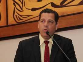 Deputado estadual Wherles Rocha (PSDB)/Foto: Assessoria Aleac