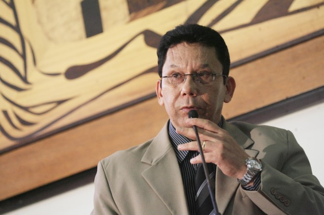 Deputado Estadual Edivaldo de Souza (PSDC/AC)