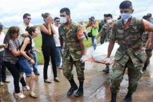"""""""A situação é de calamidade pública"""", conclui o site/Foto:Rondônia Vip"""