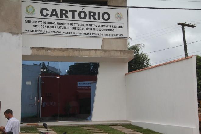 Novo prédio com endereço definitivo está situado na Avenida Amazonas, próximo a praça Edmundo Pinto. Foto: Alexandre LIma