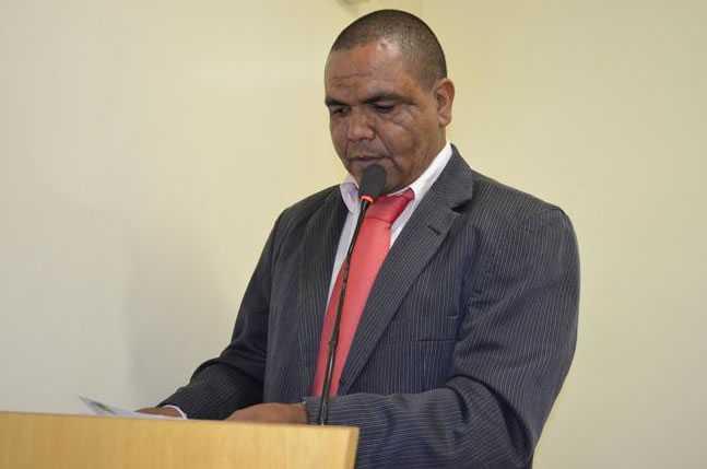 Presidente da CÂmara Municipal de Brasiléia, Mário Jorge Fiesca - Foto: Assessoria