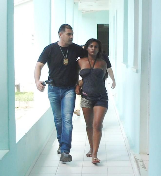 Joanira foi conduzia ao hospital de Xapuri para exames e foi encontrado cocaína dentro de sua vagina