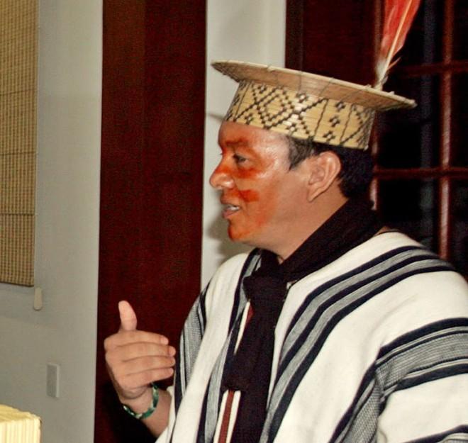 Pianko é acusado de abusar de crianças indígenas/Foto: Secom