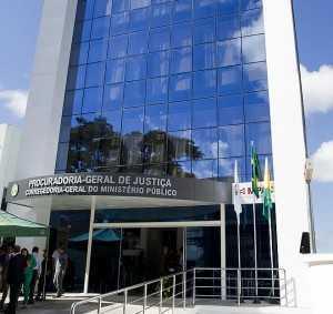 Prédio do MPE em Rio Branco